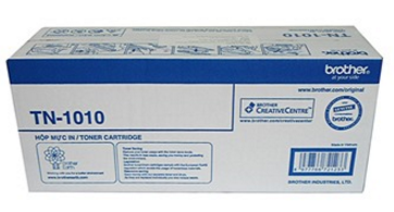 HỘP MỰC IN BROTHER TN-1010 BLACK TONER CARTRIDGE (TN-1010)