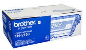 HỘP MỰC IN BROTHER TN-2150 BLACK TONER CARTRIDGE (TN-2150)