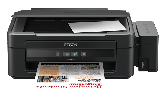 Máy in Epson L210, In, Scan, Copy, tiếp mực ngoài chính hãng