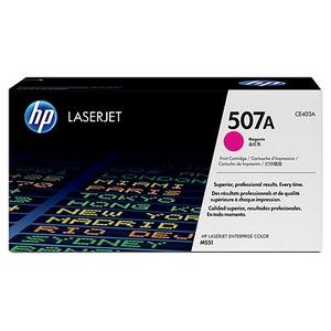 Mực in chính hãng HP 507A Magenta LaserJet Toner Cartridge (CE403A)