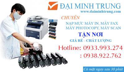 Đổ mực máy in Biên Hòa | đổ mực máy in Đồng Nai