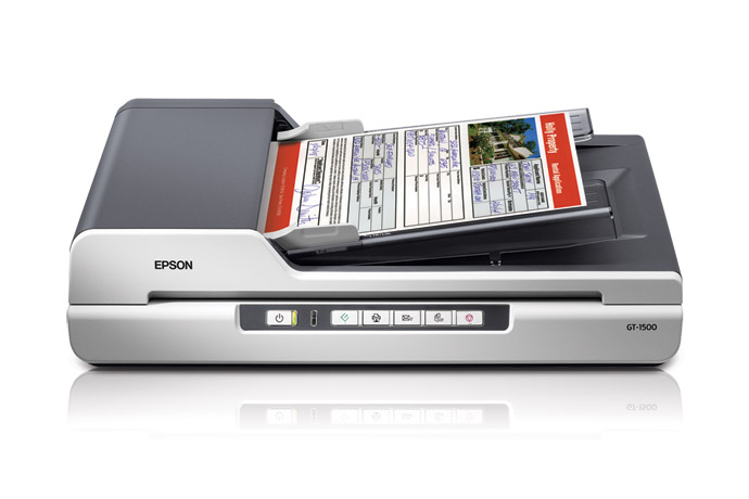 Epson WorkForce GT 1500 Document Scanner
