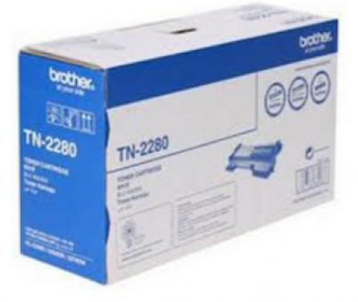 HỘP MỰC IN BROTHER TN-2280 BLACK TONER CARTRIDGE (TN-2280)