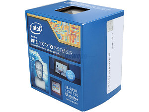 Intel Core i3-4350 Processor  (4M Cache, 3.60 GHz)
