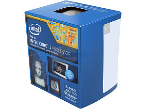 Intel Core i5-4460 Processor  (6M Cache, up to 3.20 GHz)