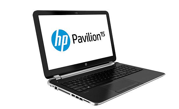 Laptop HP Core i5 Pavilion 15 - au027TU X3C00PA (Silver)