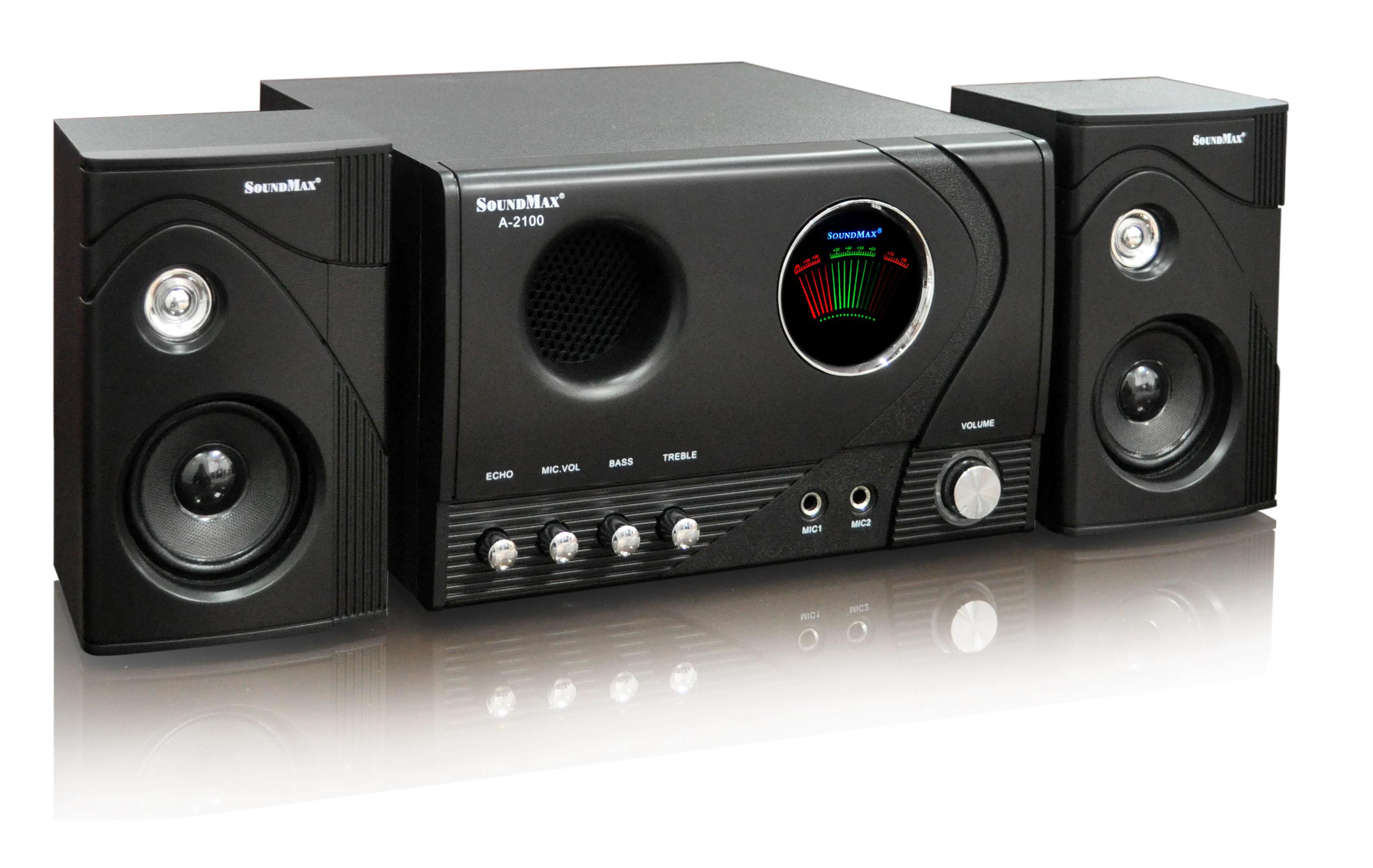 Loa SoundMax A2100/2.1
