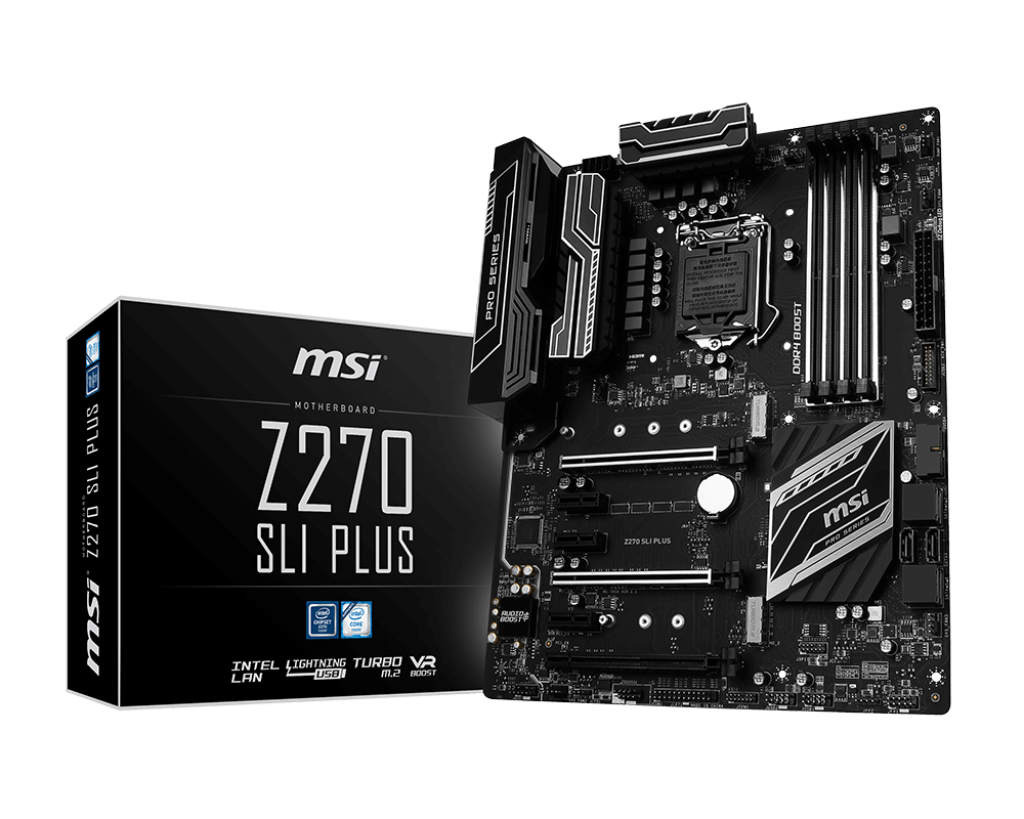 Mainboard MSI Z270 SLI PLUS Socket 1151 ( Z270 SLI PLUS)