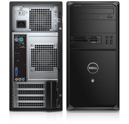 Máy bộ Dell Vostro 3900MT, Core i5-4460/4GB/1TB (FV4X321-BLACK)