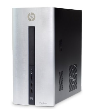 Máy bộ HP Pavilion 550-031L Desktop PC, Core i5-4460/4GB/500GB (M1R52AA)