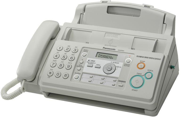 Máy fax film Panasonic KX FM387