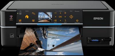 Máy in ảnh 6 màu Epson EP-803A in WIFI