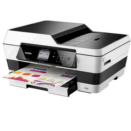 Máy in Brother MFC-J3520, In, Scan, Copy, Fax, Wifi, PC Fax