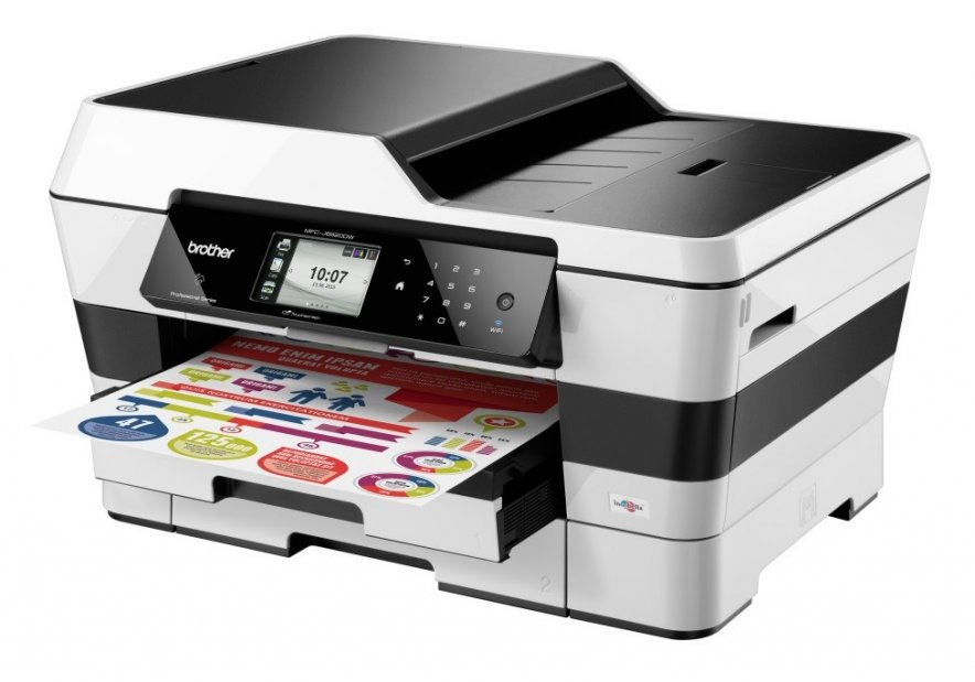 Máy in Brother MFC-J3720, In, Scan, Copy, Fax, Wifi, PC Fax