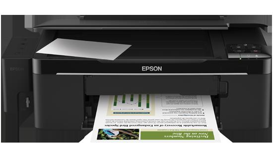 Máy in Epeon L200, In, Scan, Copy, tiếp mực ngoài