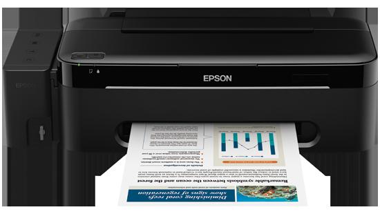Máy in Epson L100 In phun màu, tiếp mực ngoài chính hãng