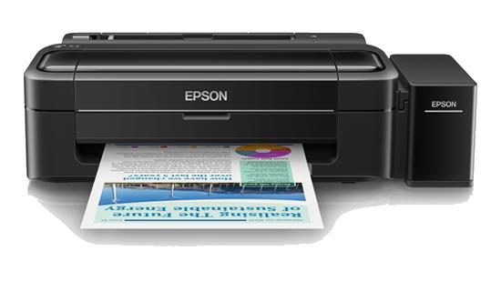 Máy in Epson L310, in phun màu tiếp mực ngoài chính hãng