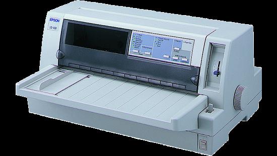 Máy in Epson LQ 680 Pro, In kim, 24 kim