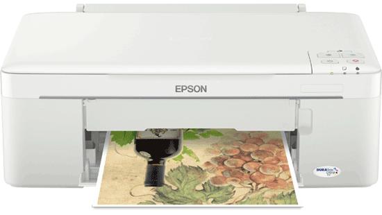 Máy in EPSON ME320