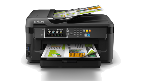 Máy in Epson WORKFORCE WF-7611