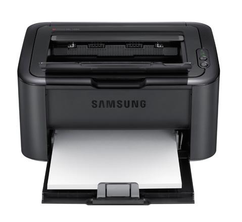 Máy in Samsung ML-1670, Laser trắng đen