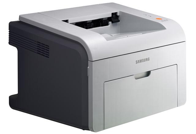 Máy in Samsung ML 2510, Laser trắng đen