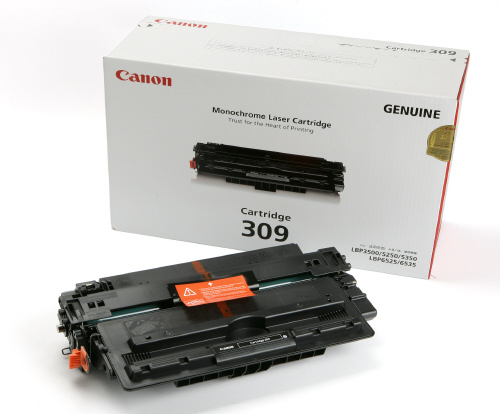 Mực in Canon 309, Black Laser Cartridge ( 309 )