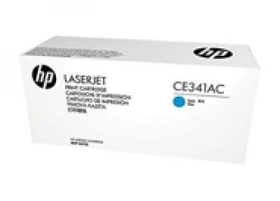 Mực in chính hãng HP CE341AC Cyan Original Laserjet Toner Cartridge (CE341AC)