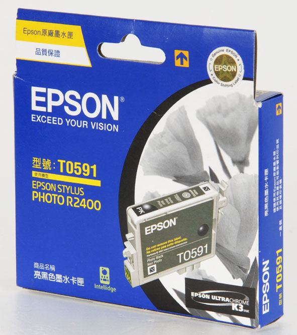 Mực in Epson T059190 Photo Black Ink Cartridge
