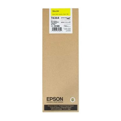 Mực in Epson T6364 Yellow ink cartridge (C13T636400)