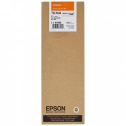 Mực in Epson T636A Orange ink cartridge (C13T636A00)