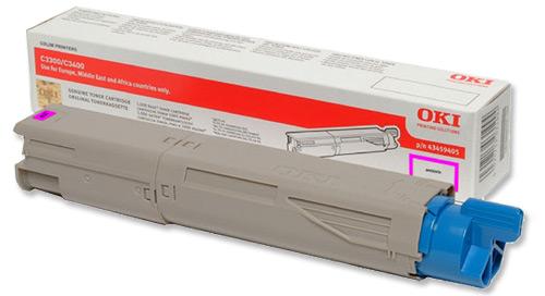 Mực in Oki C3300n/C3400n/C3600n Magenta Toner Cartridge (43459454)
