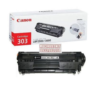 Mực máy in canon LBP 2900 chính hãng