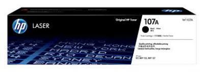 Mực máy in laser đen trắng HP107A (W1107A)