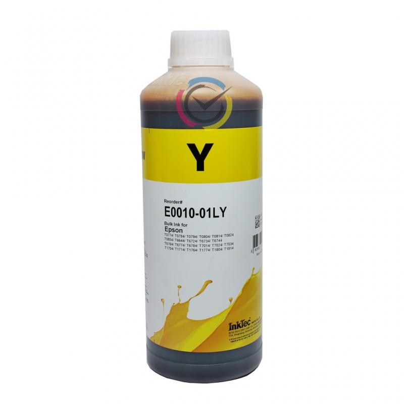 Mực nước Dye InkTec 1000ml màu vàng (E0010-01LY)