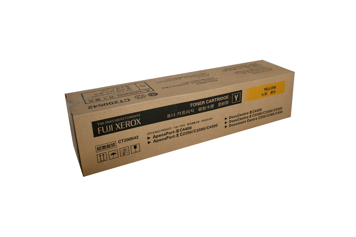 Mực vàng Photocopy Fuji Xerox DocuCentre DC II C4300 (CT200542)