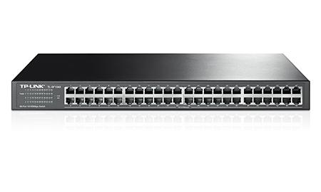 Switch TP-Link TL-SF1048, 48 cổng có giá treo 10/100Mbps