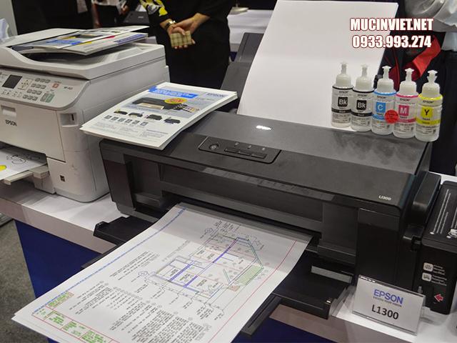 Thông số kỹ thuật của máy in Epson L1300