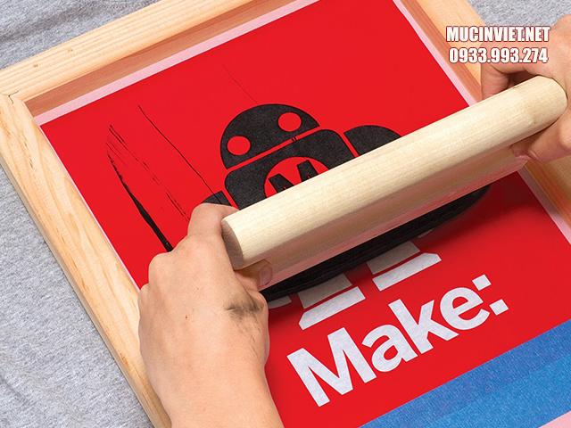 In lụa - Kỹ thuật in ấn mang đến chất lượng thẩm mỹ cao